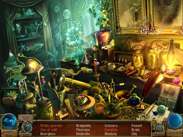 Time Mysteries: The Ancient Spectres Collector's Edition Screenshot
