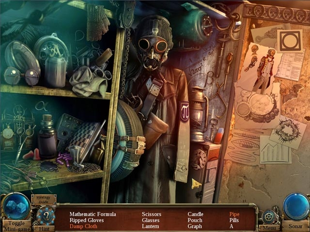 Time Mysteries: The Final Enigma Collector's Edition Screenshot
