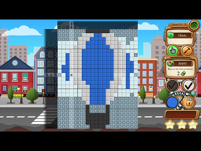 Time Twins Mosaics Screenshot