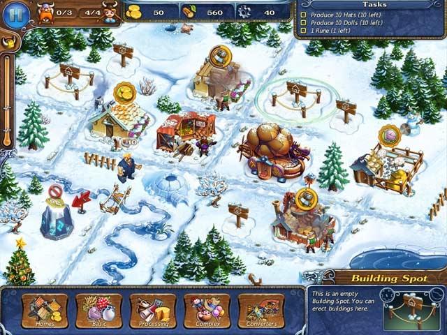 Times of Vikings Screenshot