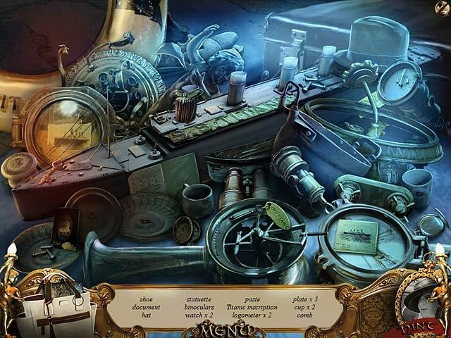 Titanic's Keys to the Past Screenshot