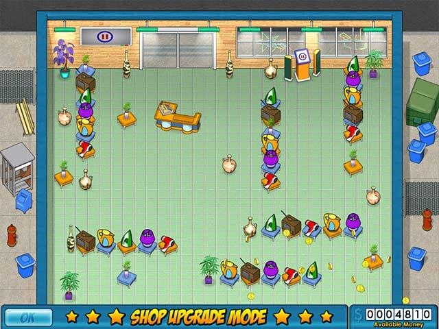 Tory's Shop N' Rush Screenshot