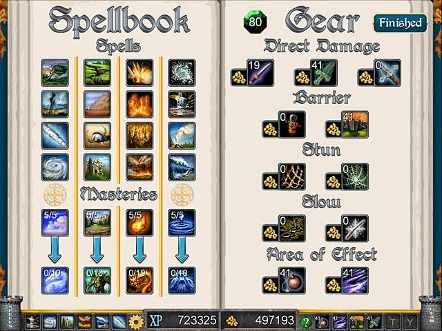 Tower of Elements Screenshot