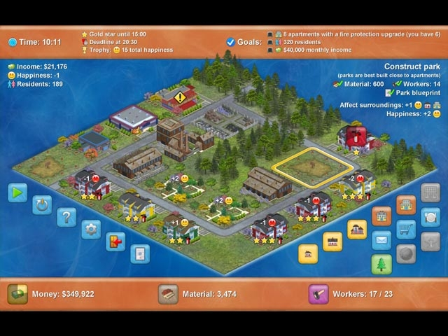 Townopolis: Gold Screenshot
