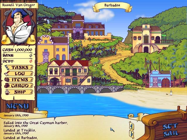 Tradewinds 2 Screenshot