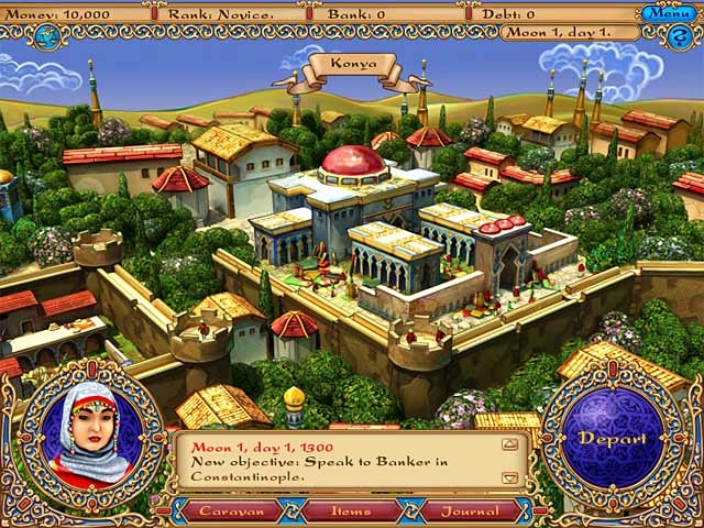 Tradewinds Caravans Screenshot