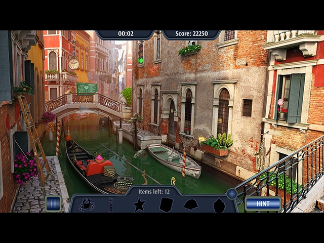 Travel To Italy Screenshot