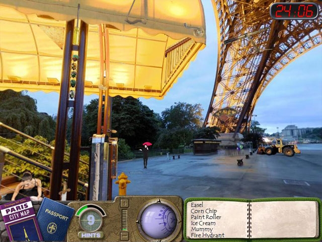 Travelogue 360 : Paris Screenshot