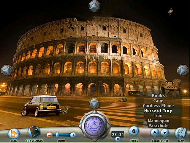 Rome: Curse of the Necklace Screenshot