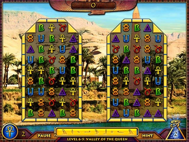 Treasure Pyramid Screenshot