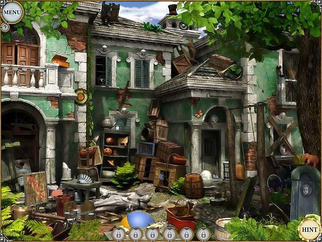 Treasure Seekers: Visions of Gold Screenshot