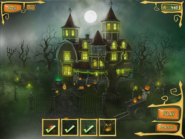 Tricks and Treats Screenshot