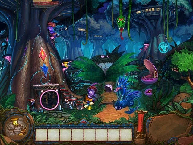 Tulula: Legend of a Volcano Screenshot