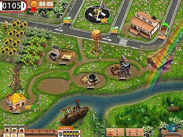 TV Farm Screenshot