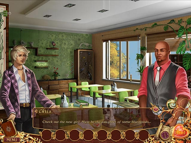 Twilight School Screenshot
