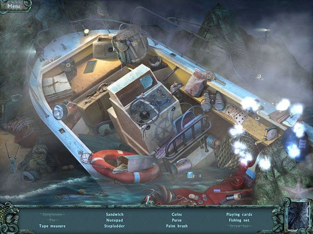 Twisted Lands: Shadow Town Collector's Edition Screenshot