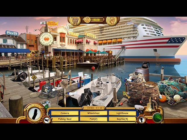 Vacation Adventures: Cruise Director Screenshot