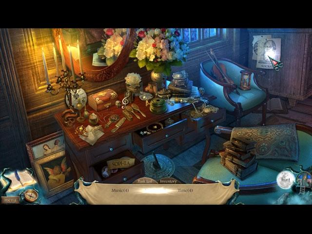 Vampire Legends: The Untold Story of Elizabeth Bathory Screenshot