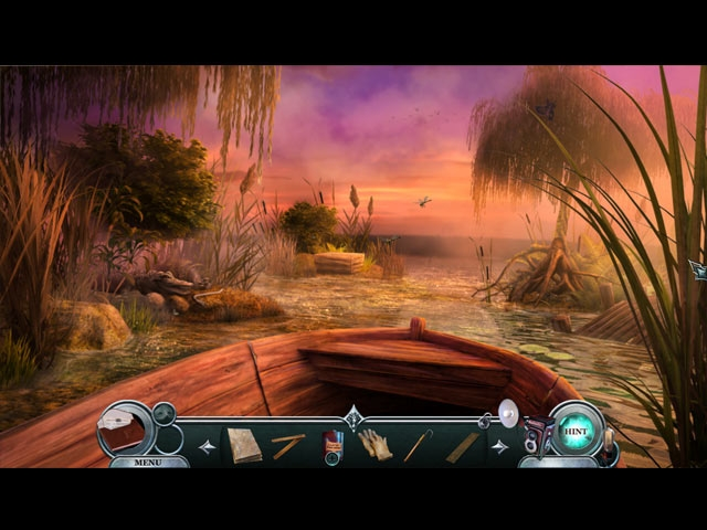 Vampire Legends: The Count of New Orleans Screenshot