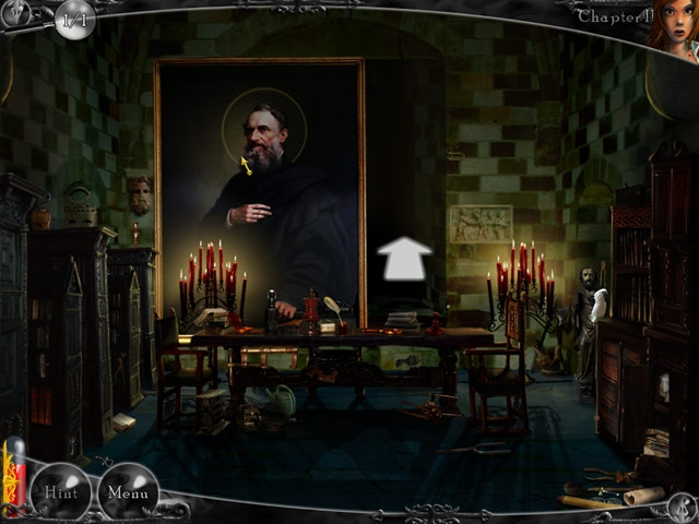 Vampire Mansion: A Linda Hyde Adventure Screenshot