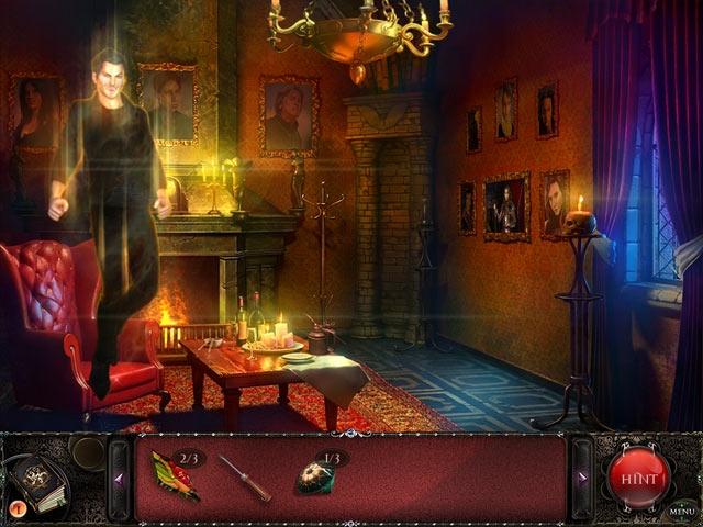 Vampires: Todd & Jessica's Story Screenshot