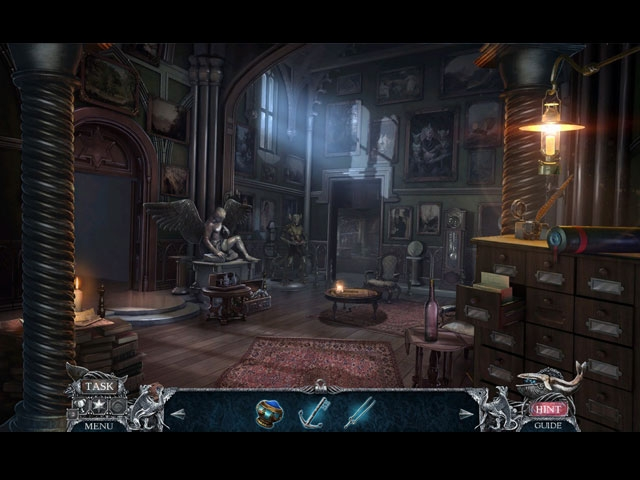 Vermillion Watch: Order Zero Collector's Edition Screenshot