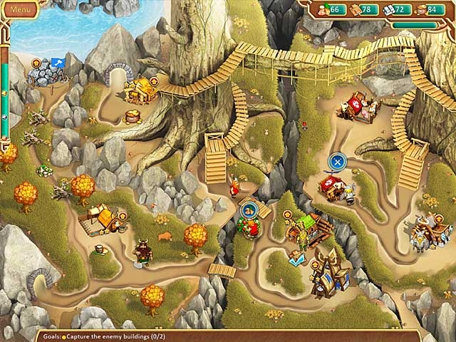 Viking Brothers Screenshot