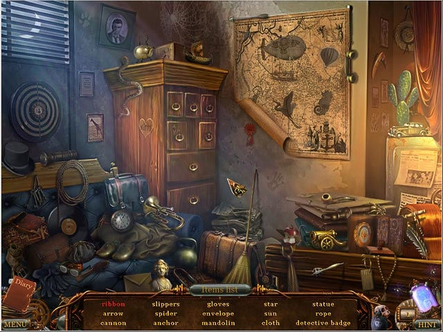 Voodoo Chronicles: The First Sign Collector's Edition Screenshot