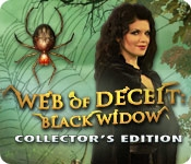 Web of Deceit: Black Widow Collector's Edition