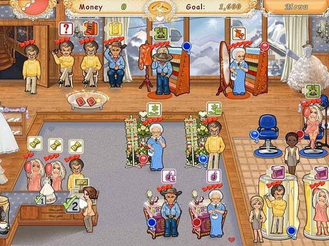 Wedding Salon Screenshot