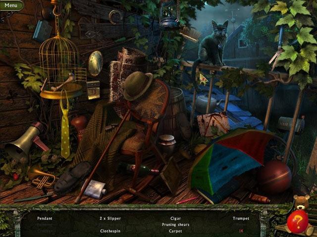 Weird Park: Scary Tales Screenshot