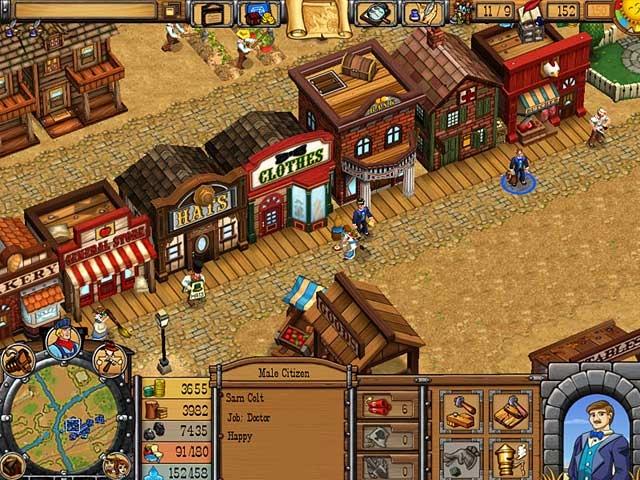 Westward IV: All Aboard Screenshot