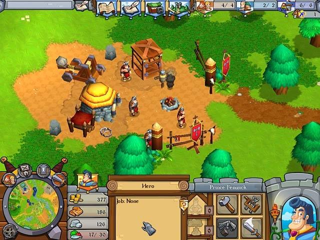Westward Kingdoms Screenshot