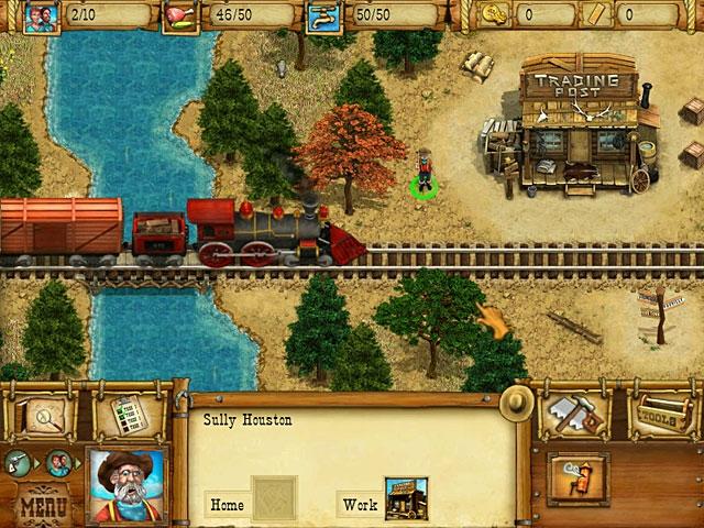 Westward Screenshot