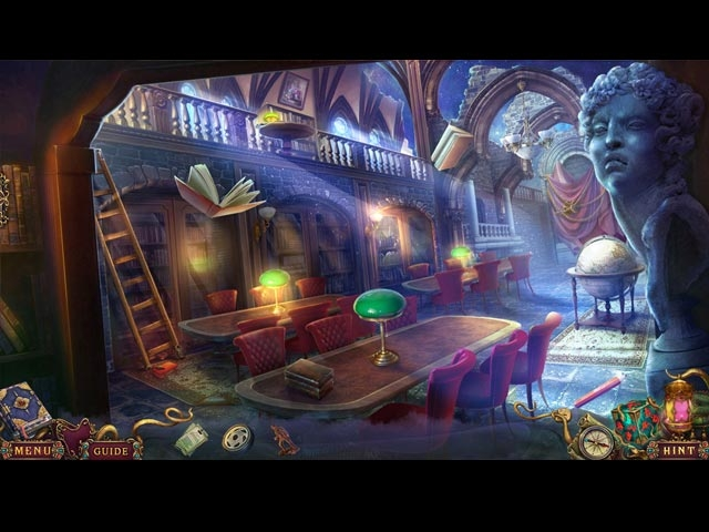 Whispered Secrets: Forgotten Sins Collector's Edition Screenshot