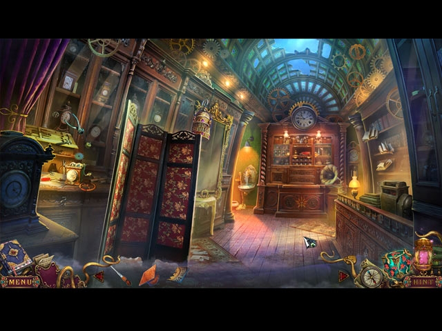 Whispered Secrets: Forgotten Sins Screenshot