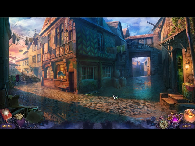 Whispered Secrets: Song of Sorrow Collector's Edition Screenshot