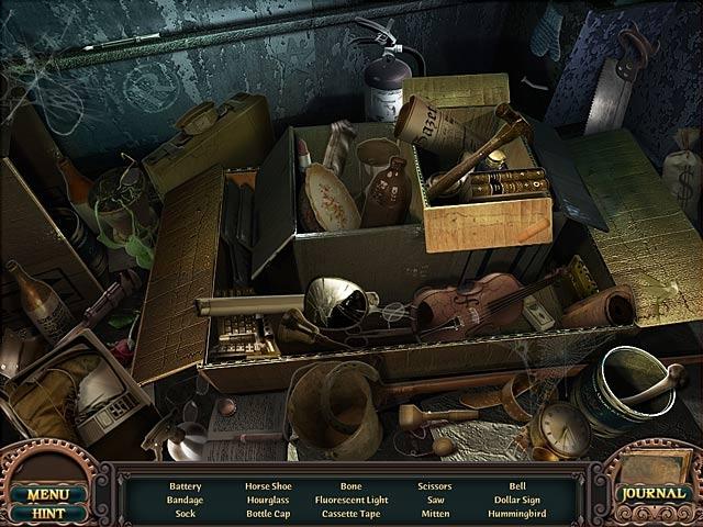White Haven Mysteries Screenshot