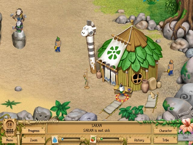 Wild Tribe Screenshot