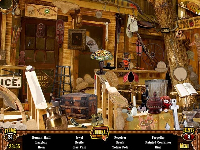 Wild West Quest: Gold Rush Screenshot