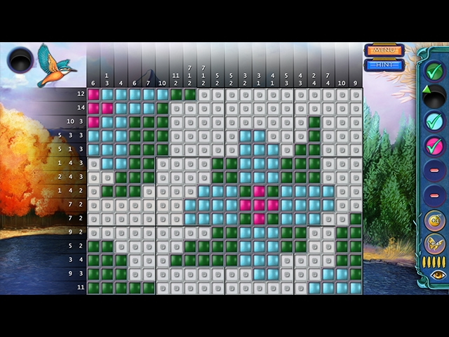 Wilderness Mosaic: Where the road takes me Screenshot