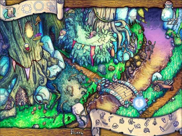 Wispa Forest Screenshot