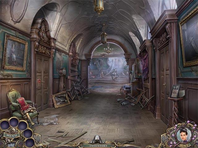 Witch Hunters: Stolen Beauty Screenshot
