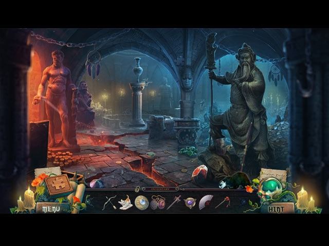 Witches' Legacy: Covered by the Night Collector's Edition Screenshot