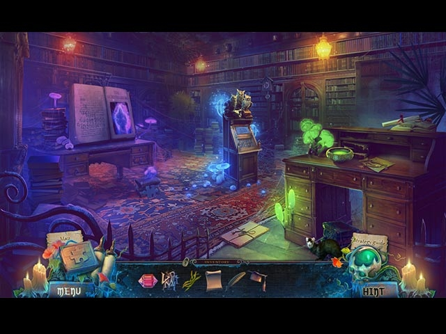 Witches' Legacy: Dark Days to Come Collector's Edition Screenshot