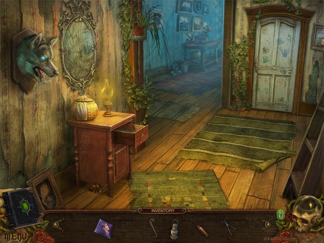 Witches' Legacy: The Charleston Curse Collector's Edition Screenshot