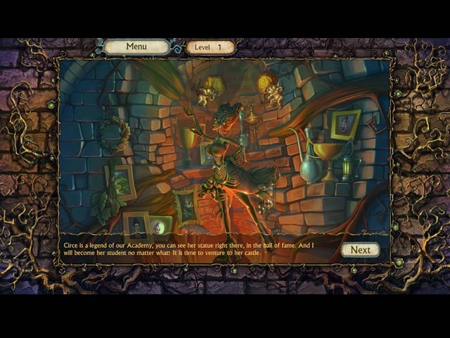 Witch's Tales Screenshot
