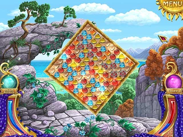 Wizard Land Screenshot