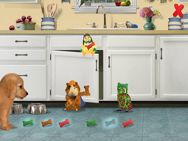 Wonder Pets Save the Puppy Screenshot