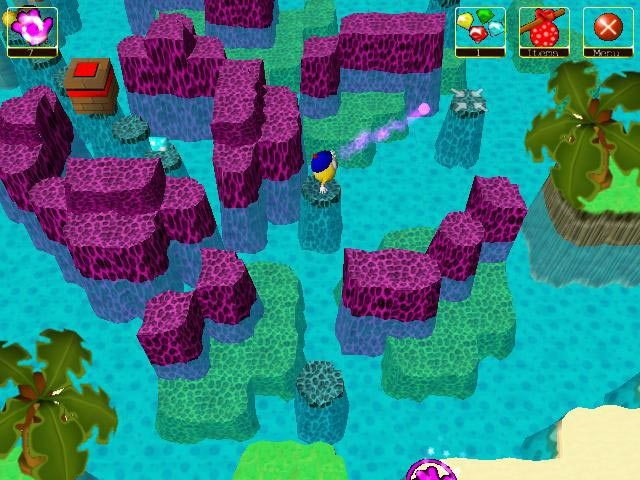 Wonderland Adventures: Mysteries of Fire Island Screenshot